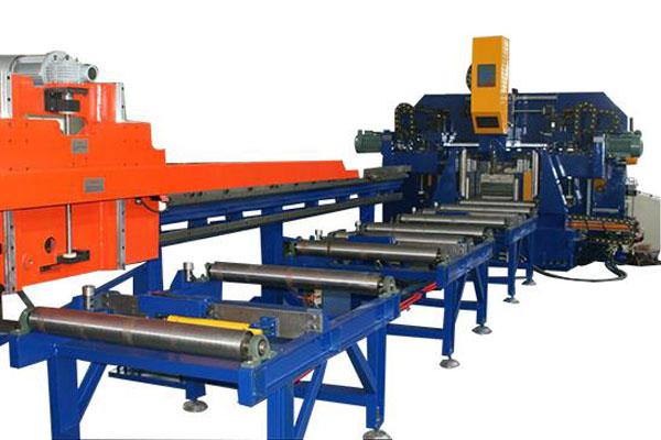 cnc 3d beam drilling machine